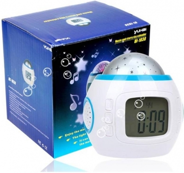 Funny Night-Sky Alarm Clock - Video anschauen!