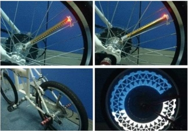 Crazy Velorad LED Design 1